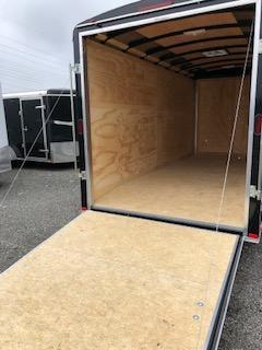 2019 Atlas 7' x 16' Cargo Trailer