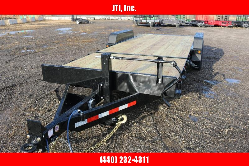 2019 B&B Trailers 22' Equipment Trailer