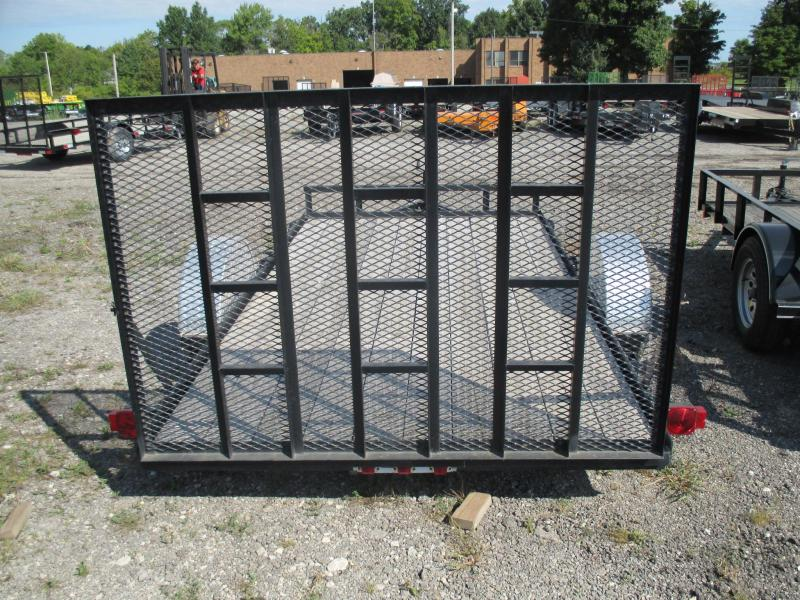2016 Carry-On 6' x 12' Utility Trailer