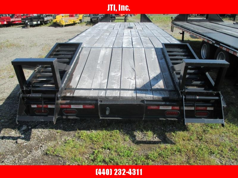 2017 Econoline 25' Equipment Trailer