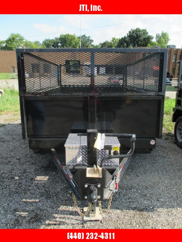 "2019 CAM Superline 72"" x 10' Dump Trailer"