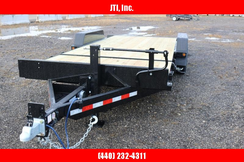 2019 B&B Trailers 20' Equipment Trailer