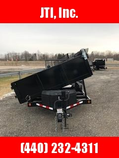 2016 Midsota 20' Equipment Trailer