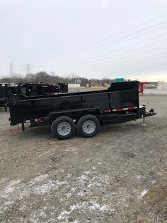 "2019 Quality Steel 83"" x 14' Dump Trailer"