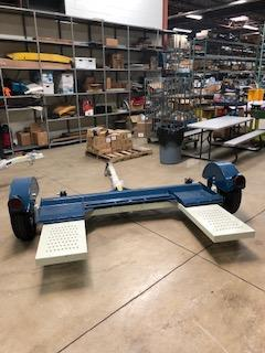 "2018 Stehl Tow 80"" Tow Dolly Trailer"