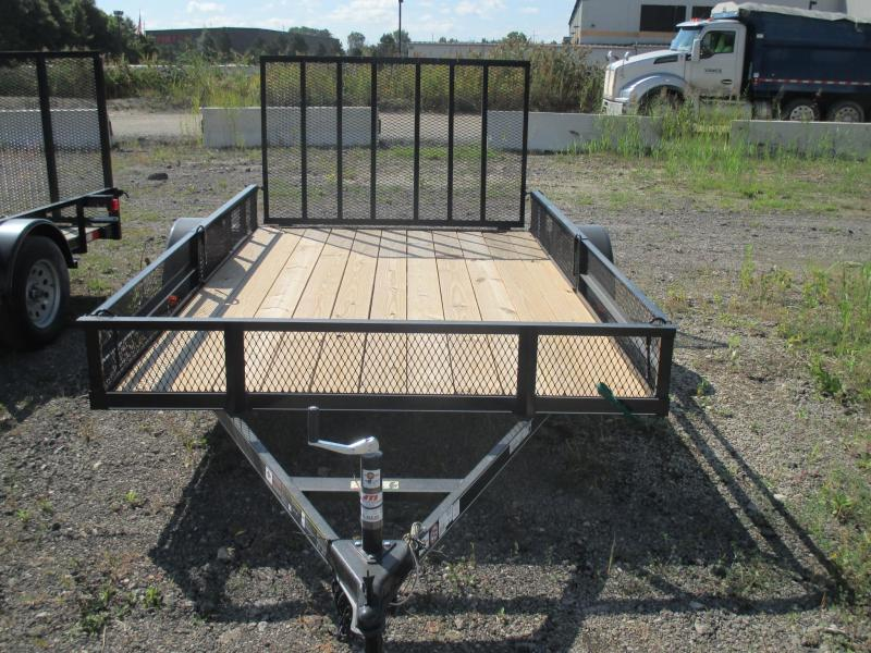 2018 Carry-On 7' x 12' Utility Trailer