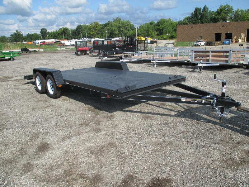 2018 Carry-On 7' x 18' Car Hauler Trailer