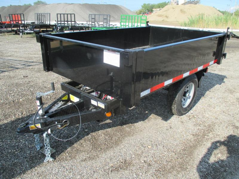 2019 Quality Steel 5' x 8' Dump Trailer