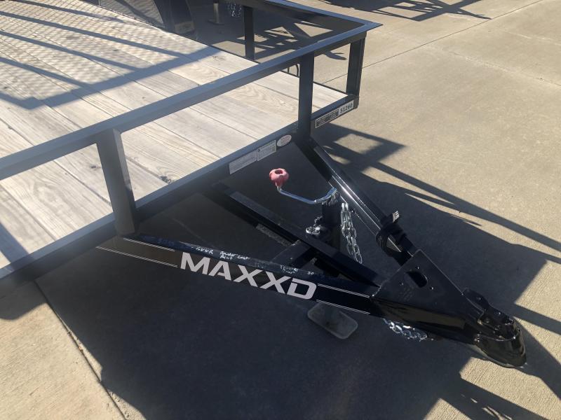 2018 MAXXD 5x10 S2M Utility Trailer