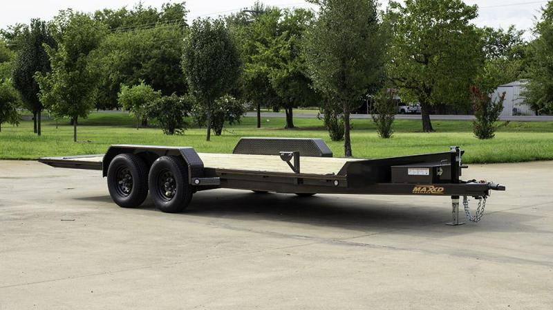 Tilt Trailer Power Tilt 83 X 20  9990 GVW