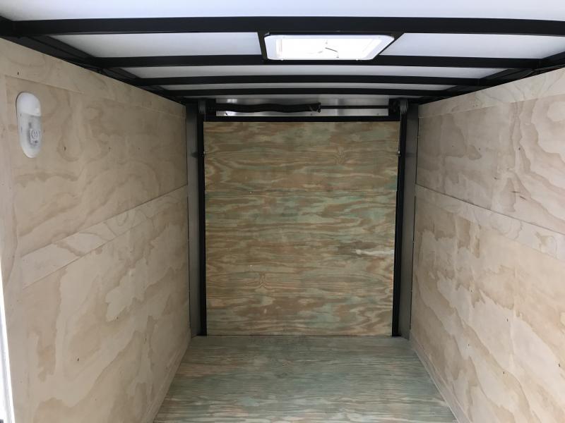 2018 Arising 6 x 12 Single Axle Cargo / Enclosed Trailer