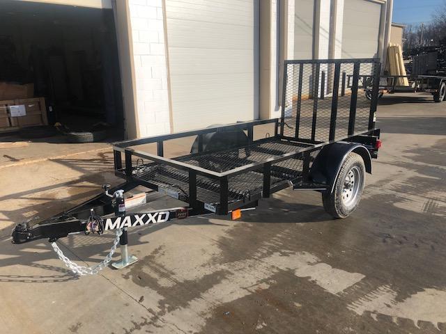 2019 MAXXD 50X8 S1M Utility Trailer