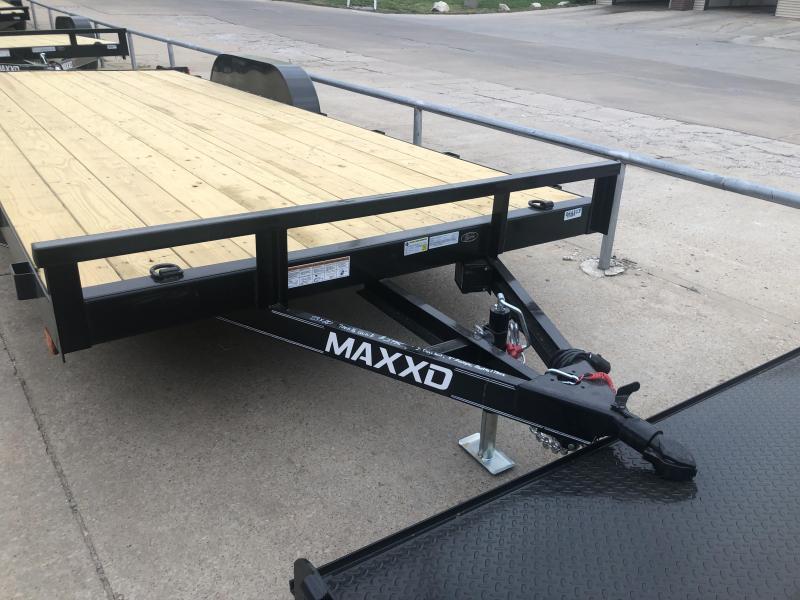 2019 MAXXD 83X18 C2M Car / Racing Trailer