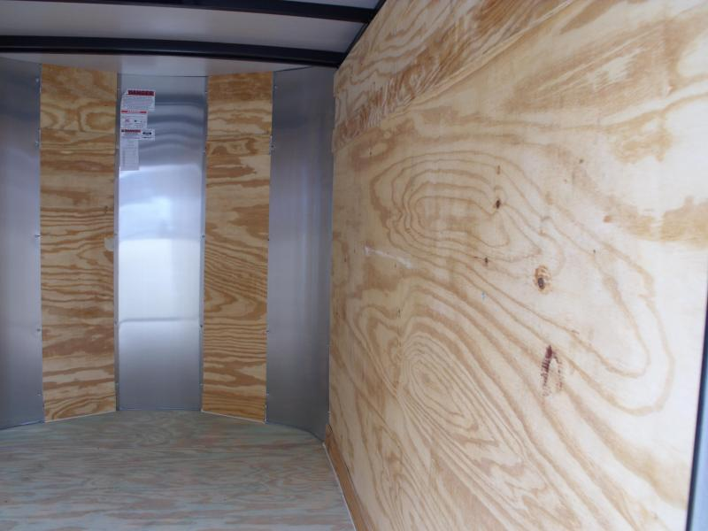 Enclosed Trailer 5 X 10 Ramp All Tube Construction 2990 AXLE