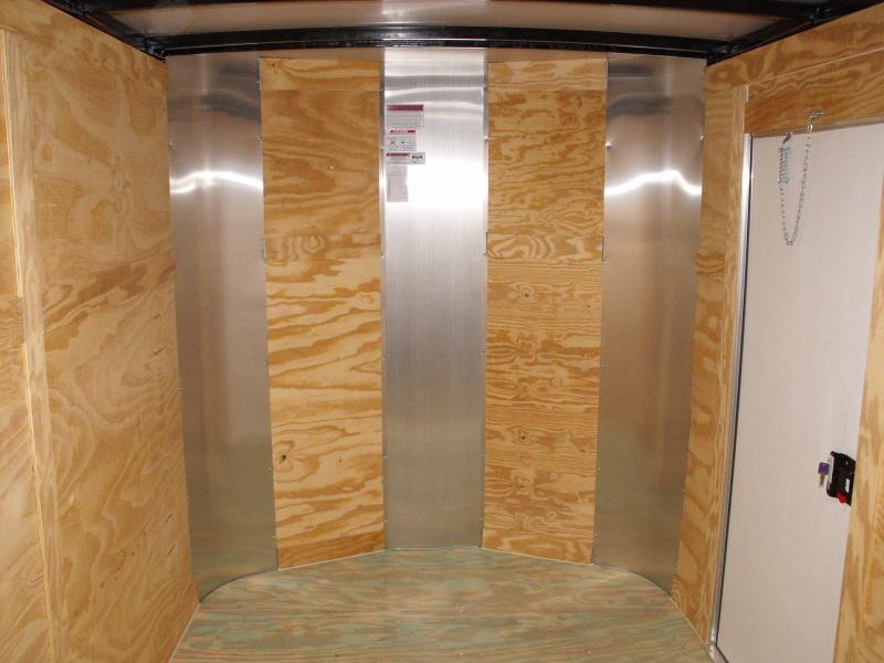 Enclosed Trailer 6 X 10 Ramp All Tube Construction
