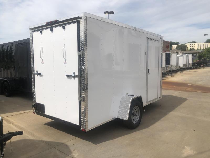 2019 Arising 6x12 Enclosed Cargo Trailer in Ashburn, VA