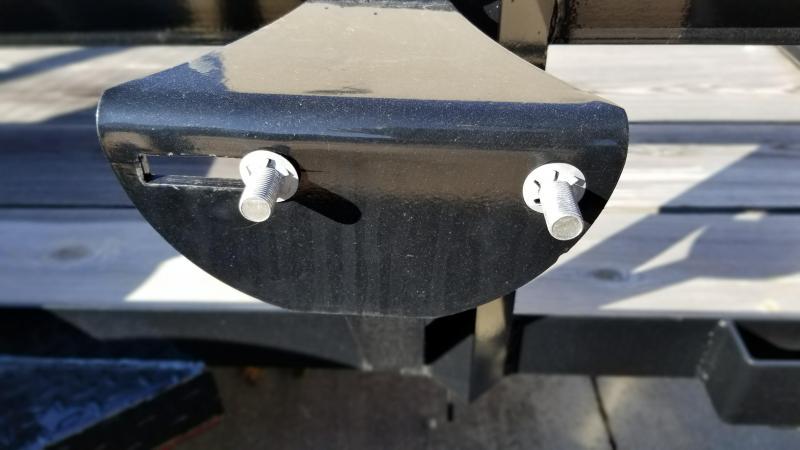 Utility Trailer 5 X 8 Ramp    2990 Axle   Maxxd