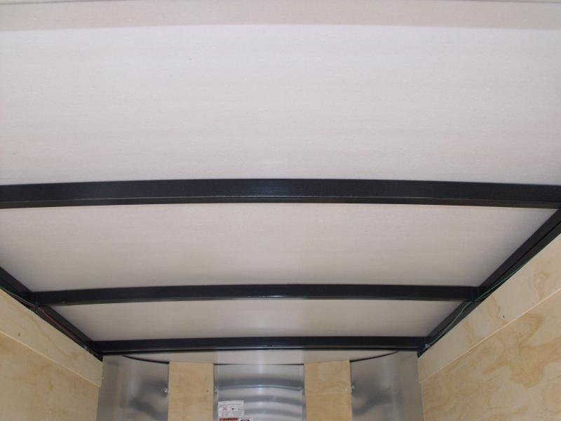 Enclosed Trailer 4 X 6 Barn Door