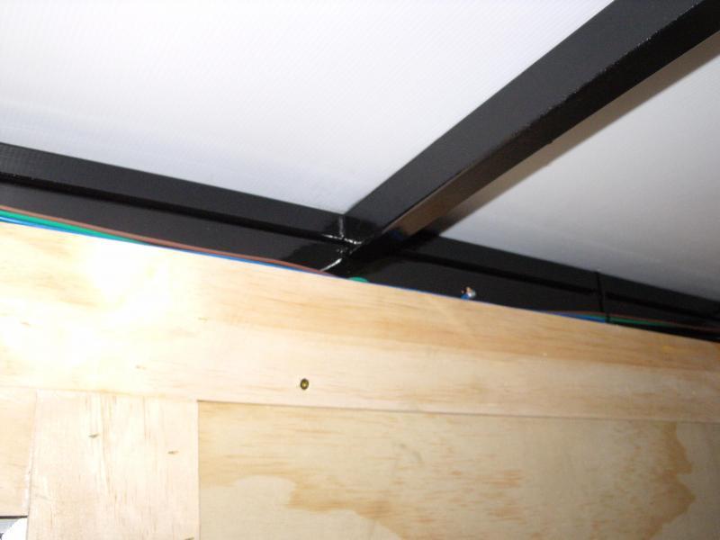 Enclosed Trailer 7 X 14 Ramp 7000 GVW  ALL Tube Construction