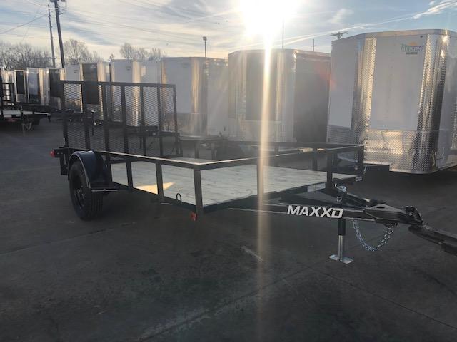2019 MAXXD 77X12 S2M ECONOMY Utility Trailer
