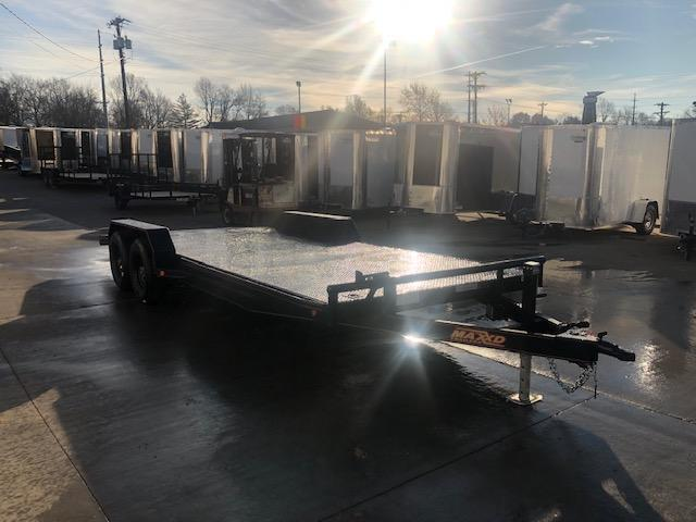 2019 MAXXD 83X20 C5X CAR HAULER Flatbed Trailer