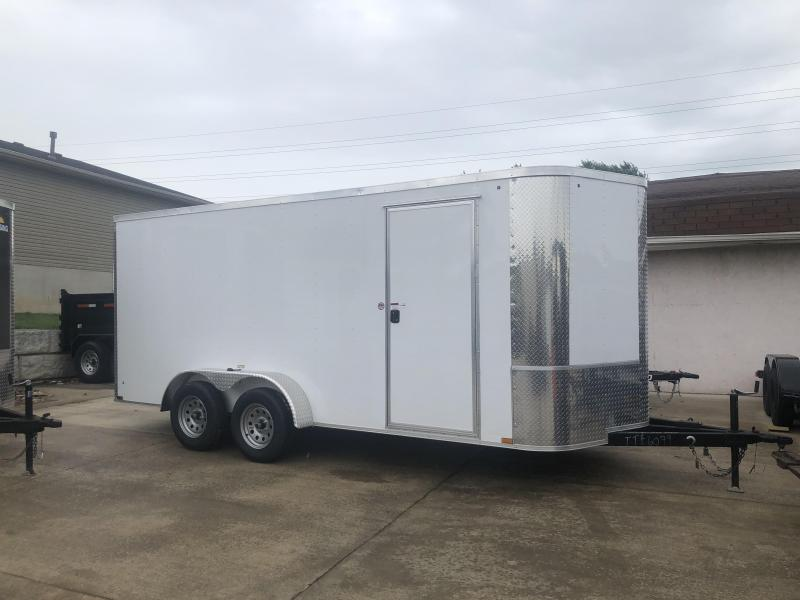 2019 Arising 7x16 Enclosed Cargo Trailer in Ashburn, VA