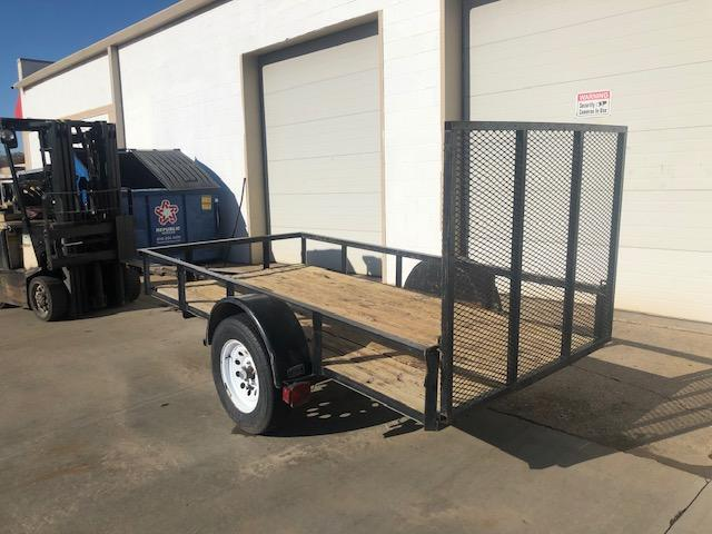 2002 Other USED 5X10 Utility Trailer