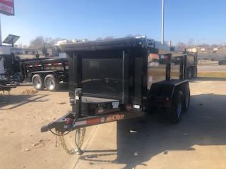 2018 MAXXD 5X10 9990 GVWR Dump Trailer