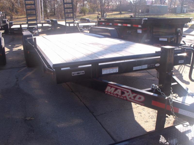 Equipment Trailer 83 X 20 SteelDove 14000 GVW MAXXD