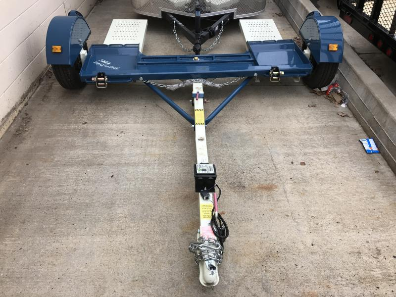 NEW     Stehl Tow ST80TD Electric Brake Tow Dolly