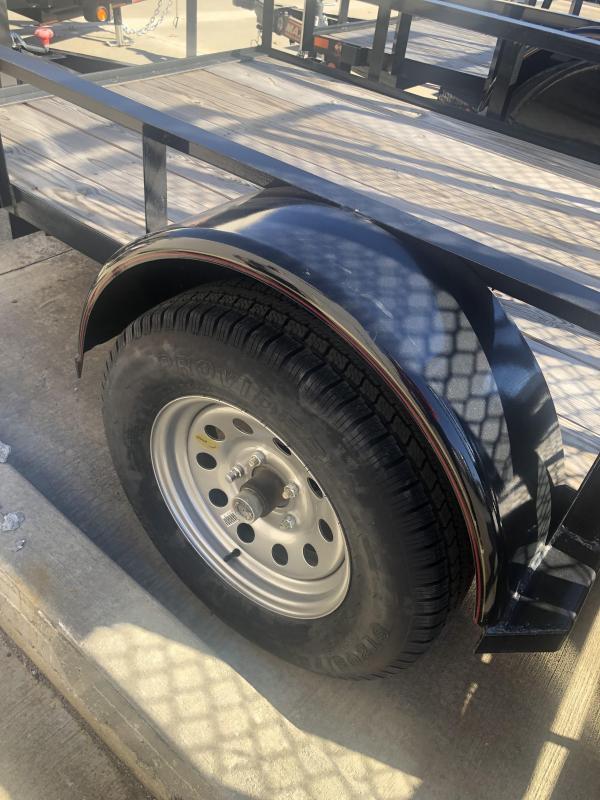 2017 East Texas 5x8 Utility Trailer