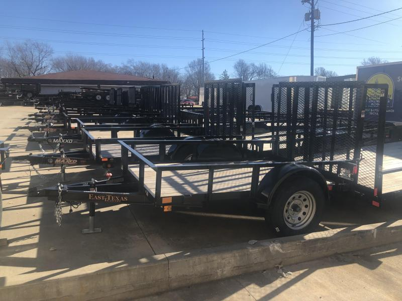 2017 East Texas 5x8 Utility Trailer