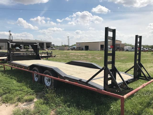 2019 PJ Trailers B6R2472BSBKDR03 Equipment Trailer