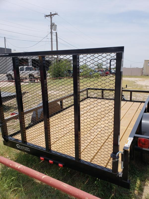 2018 Top Hat Trailers Express Utility Trailer