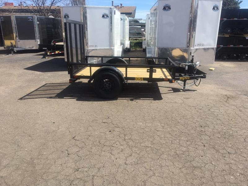 2019 Big Tex Trailers 30SA-08 ATV Trailer-Wheat Ridge