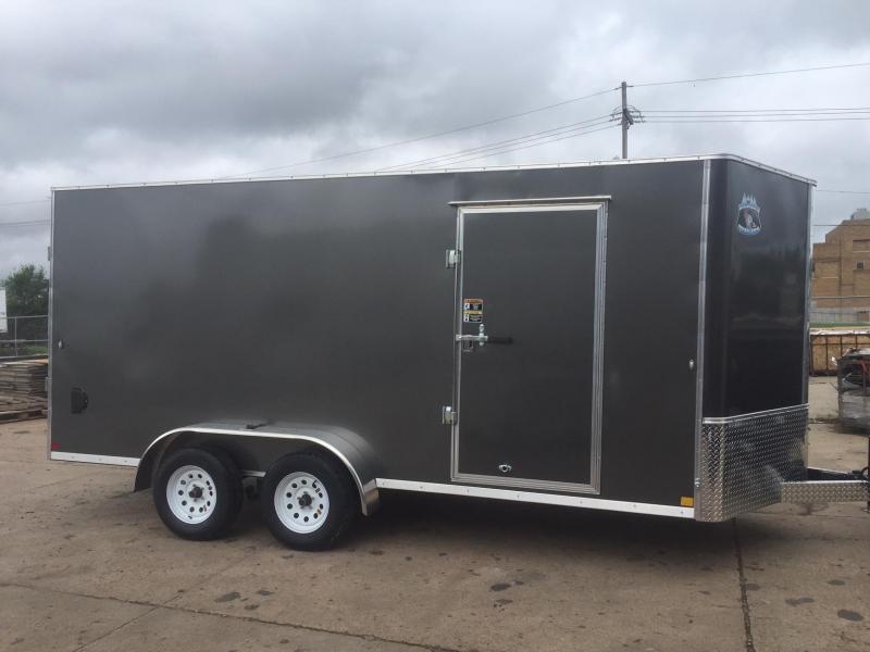 2019 R&M Manufacturing EC 7 16 TAS Enclosed Cargo Trailer