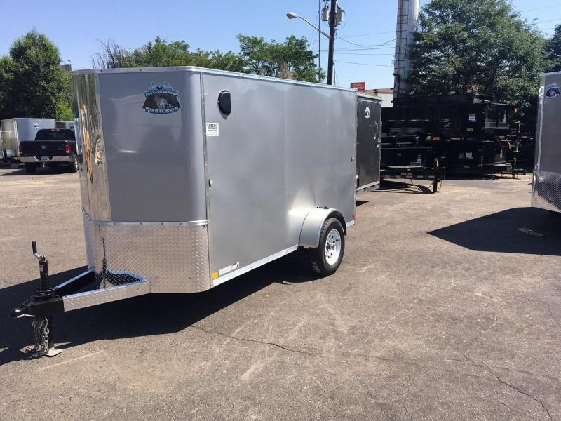 2019 R and M Manufacturing EC 5 10 SA Enclosed Cargo Trailer-WHEAT RIDGE