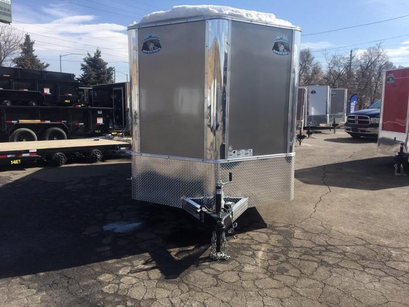 2020 R&M 7X16 V-NOSE TAC Enclosed Cargo Trailer