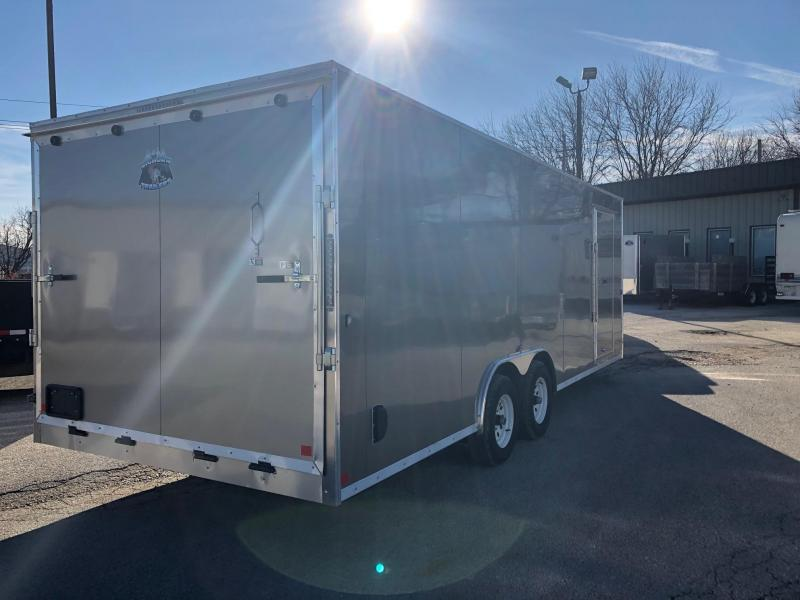 2019 R and M Manufacturing EC 8.5 22 TA 10K Enclosed Cargo Trailer