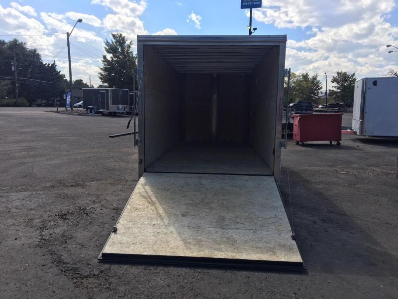 2019 R and M Manufacturing 7x16 TAC Enclosed Cargo Trailer-Wheat Ridge