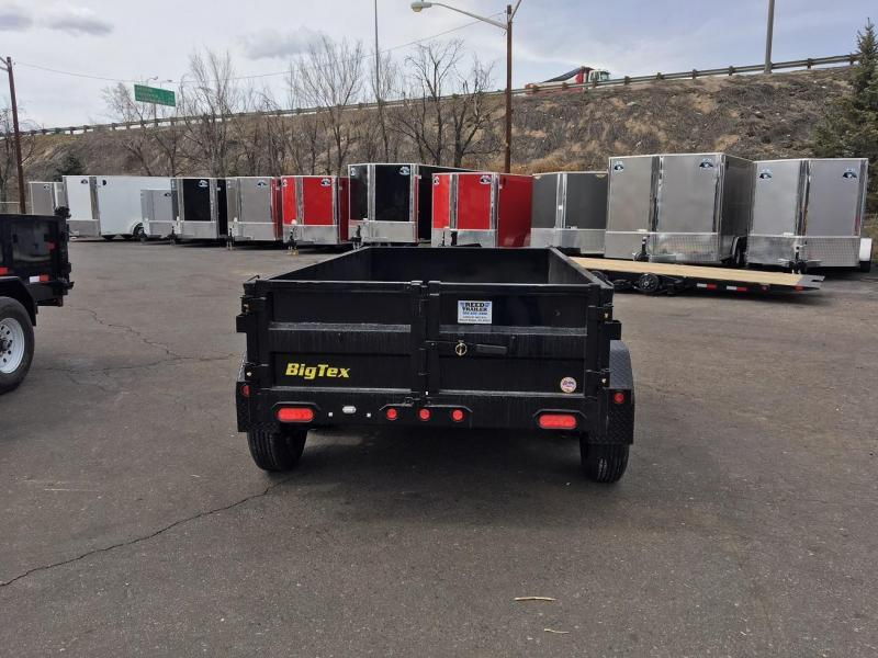 2019 Big Tex Trailers 70SR Dump Trailer-WHEAT RIDGE
