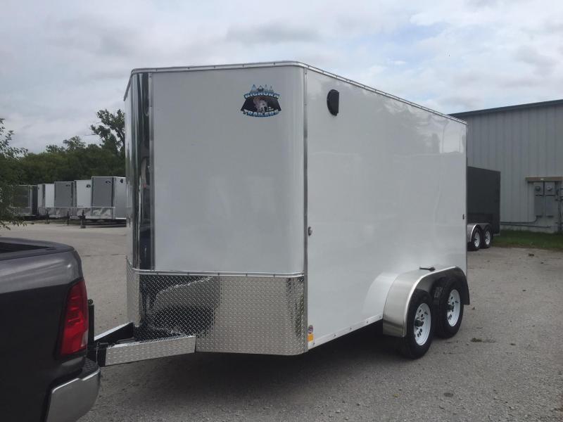 2019 R&M Manufacturing EC 7 12 TAS Enclosed Cargo Trailer