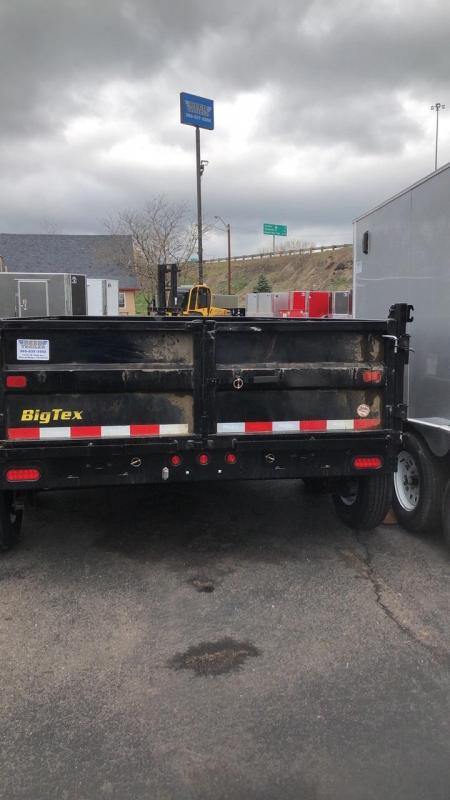 2019 Big Tex Trailers 14LX-12 Dump Trailer-WHEAT RIDGE