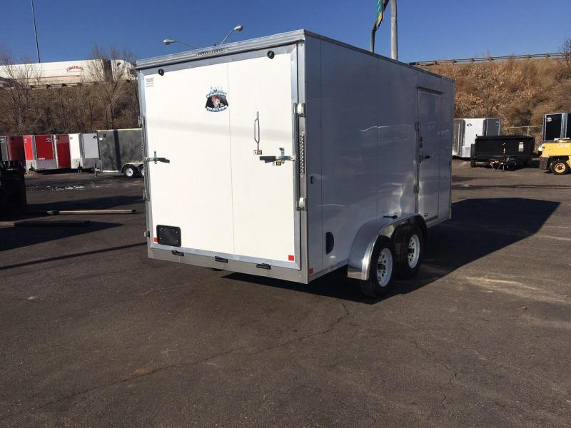 2020 R&M 7x14 TAS Enclosed Cargo Trailer-Wheat Ridge
