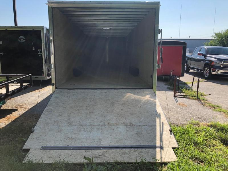 2020 R and M Manufacturing EC 8.5 28 TA Enclosed Cargo Trailer