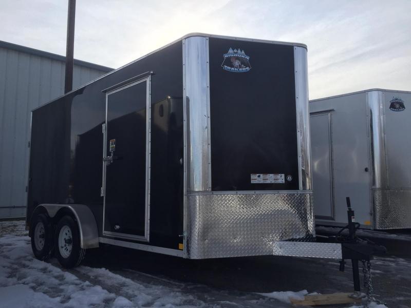 2019 R&M Manufacturing EC 7 14 TA Enclosed Cargo Trailer
