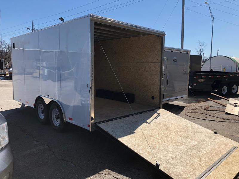 2020 R&M EC 8.5x16 Enclosed Cargo Trailer