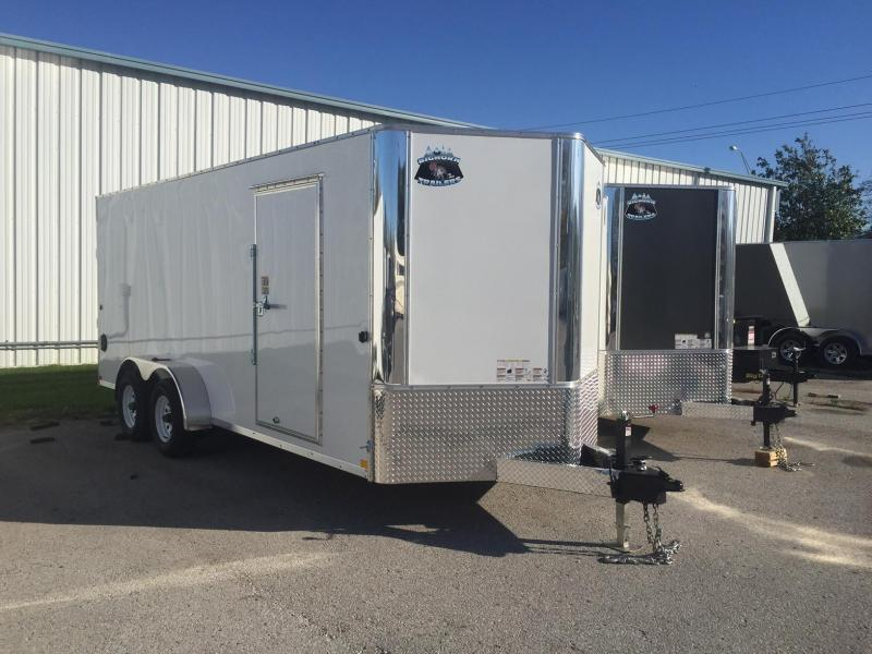 2018 Other 7x18 Contractor 10K Enclosed Cargo Trailer