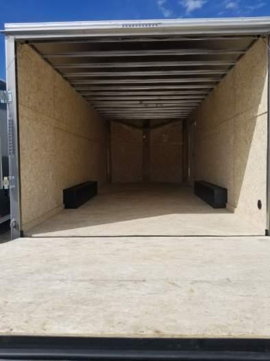 2020 R and M Manufacturing EC 8.5 20 TA OM Enclosed Cargo Trailer