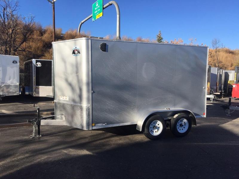 2019 R&M 7x12 TAS Enclosed Cargo Trailer-WHEAT RIDGE